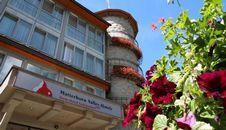 Matterhorn Valley Turm Hotel Grächerhof