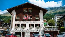 Hôtel A la Pointe de Zinal