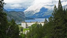 Hotel Maloja Palace