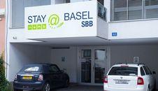 Hotel STAY@Basel SBB