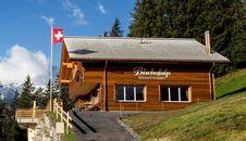 Berggasthaus Bischofalp