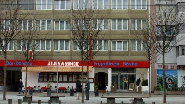 Hotel Alexander Basel Switzerland Tourism