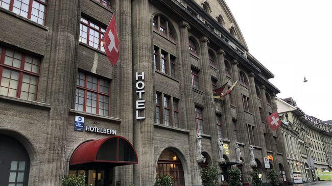 Best western hotel bern bern svizzera turismo for Design hotel bern