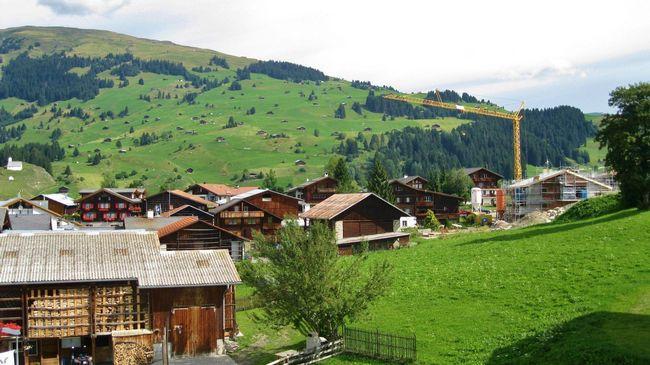 Breil Switzerland  city photos : Hotel Kistenpass, Breil/Brigels Switzerland Tourism