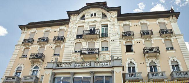 hotel victoria lugano