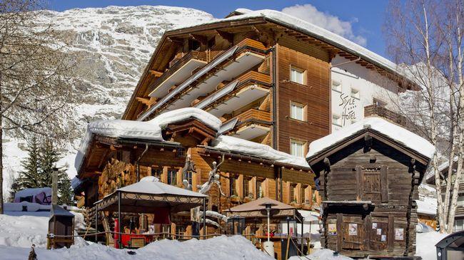 Hotel Bristol Zermatt Restaurant