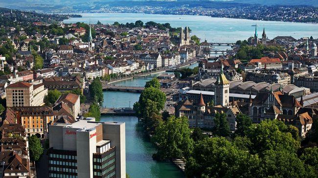 Hotels In Zurich City Center