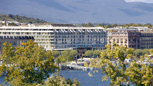 Grand Hotel Kempinski Geneva Genu00e8ve | Switzerland Tourism
