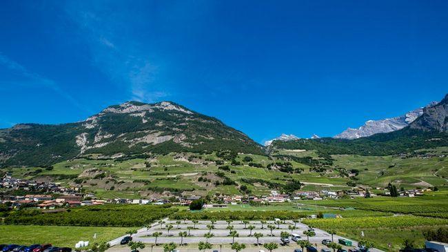 H tel des bains de saillon saillon svizzera turismo for Hotel des bains de saillon