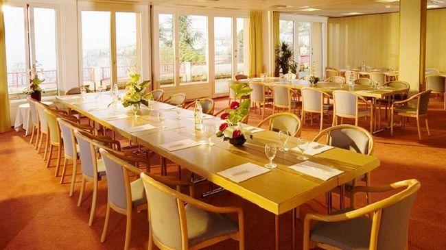 Hotel Bristol Montreux Restaurant
