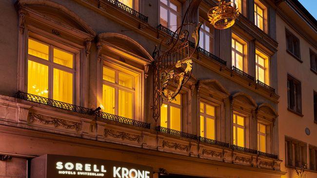sorell hotel krone winterthur schweiz tourismus