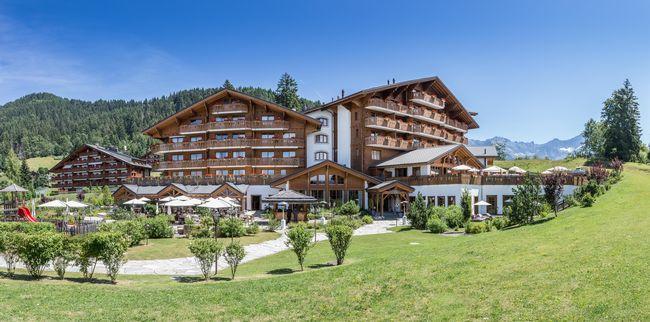 chalet royalp h 244 tel spa villars sur ollon svizzera turismo