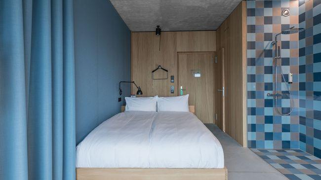 Placid hotel design lifestyle zurich z rich altstetten for Hotel design zurich
